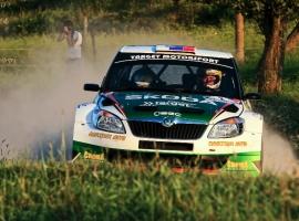 Piero Longhi - Skoda Fabia S2000 / rally Ajdovscina
