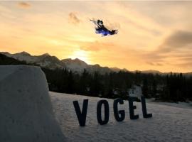 snowpark Vogel, Slovenia