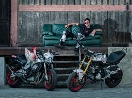 Tadej Dolenc - stunt bike rider