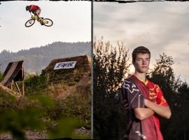 Gašper Dolinar - dirt rider